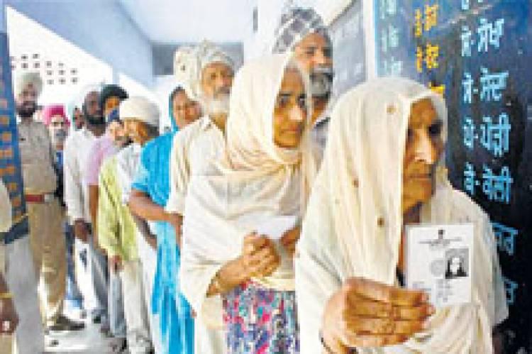 ਪੰਜਾਬ 'ਚ ਪੰਚਾਇਤੀ ਚੋਣਾਂ ਦਾ ਮੈਦਾਨ ਭਖਣ ਲੱਗਾ