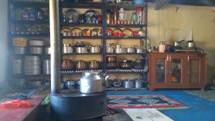 ਕੁਦਰਤ ਦਾ ਸਕਾ ਪਿੰਡ ਤਾਸ਼ੀਗੰਗ