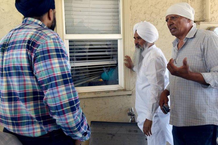 ਅਮਰੀਕਾ: ਗੁਰਦੁਆਰਾ ਸਾਹਿਬ ਵਿੱਚ ਗ੍ਰੰਥੀ ਸਿੰਘ 'ਤੇ ਨਸਲੀ ਹਮਲਾ