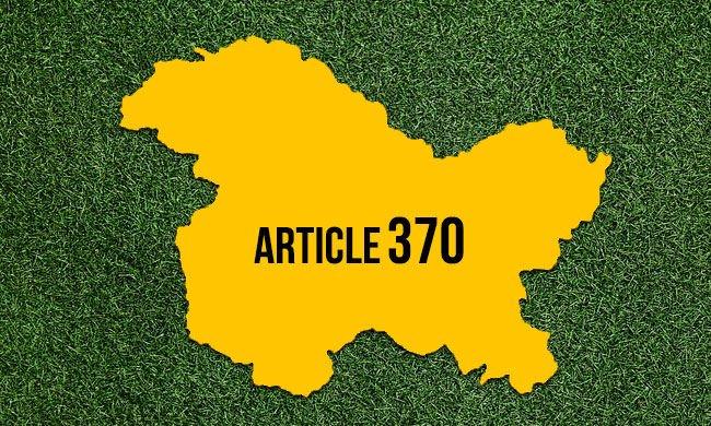 ਕਸ਼ਮੀਰ 'ਚੋਂ ਧਾਰਾ-370 ਤੇ 35-ਏ ਨੂੰ ਖਤਮ ਕਰਨਾ ਪੰਜਾਬ ਲਈ ਖਤਰੇ ਦੀ ਘੰਟੀ