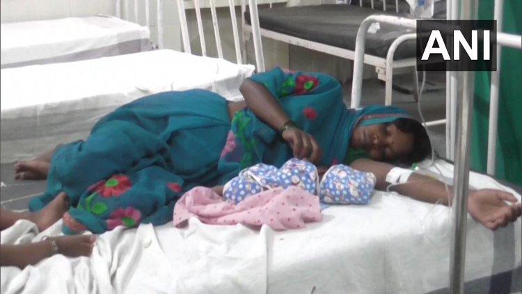 ਸੜਕਾਂ 'ਤੇ ਰੁਲਦਿਆਂ-ਰੁਲਦਿਆਂ ਬੱਚਿਆਂ ਨੂੰ ਜਨਮ ਦੇ ਰਹੀ ਭਾਰਤ-ਮਾਤਾ