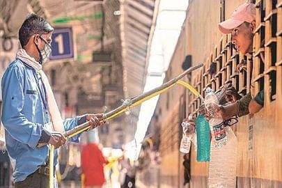 ਸ਼੍ਰਮਿਕ ਰੇਲਗੱਡੀਆਂ ਵਿਚ ਸਫਰ ਕਰਦਿਆਂ 27 ਮਈ ਤਕ 80 ਲੋਕ ਮਾਰੇ ਗਏ