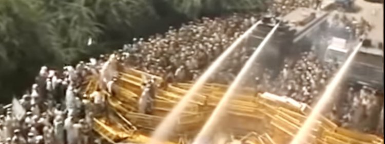 ਦਿੱਲੀਘੇਰੋ:ਪੰਜਾਬਅਤੇਹਰਿਆਣਾਦੇਕਿਸਾਨਾਂਨੇਦਿੱਲੀਨੂੰਘੱਤੀਆਂਵਹੀਰਾਂ