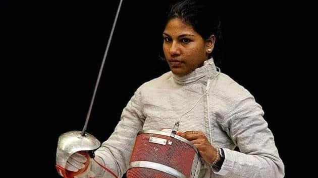 ਪਹਿਲੀ ਭਾਰਤੀ ਤਲਵਾਰਬਾਜ਼ ਭਵਾਨੀ ਦੇਵੀ ਓਲੰਪਿਕ ਦੀ ਟਿਕਟ ਹਾਸਲ ਕੀਤੀ